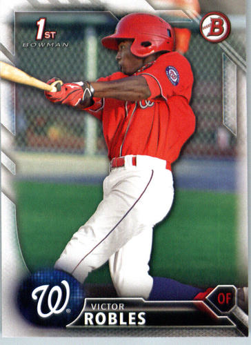 Photo of 2016 Bowman Prospects #BP10 Victor Robles