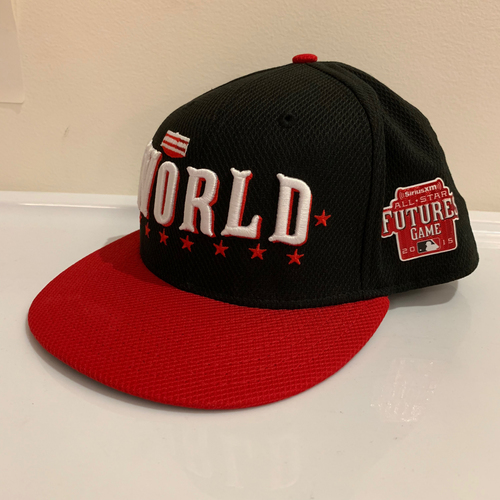 Photo of 2015 All Star Futures Game -  Game Used Cap  - Wei-Chieh Huang (Arizona Diamondbacks) Size - 7