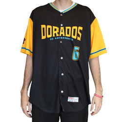 Photo of 2018 DORADOS JERSEY #6 - JOSE VALDEZ - XL