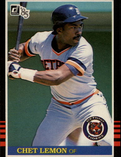 Photo of 1985 Donruss #90 Chet Lemon