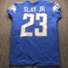 Crucial Catch - Lions Darius Slay Game Issued Jersey Size 40