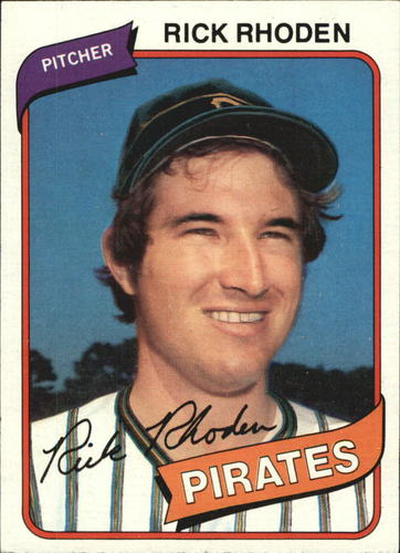 Photo of 1980 Topps #92 Rick Rhoden