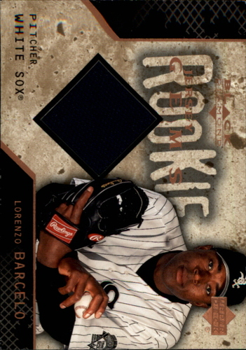 Photo of 2000 Black Diamond Rookie Edition Gold #135 Lorenzo Barcelo JSY