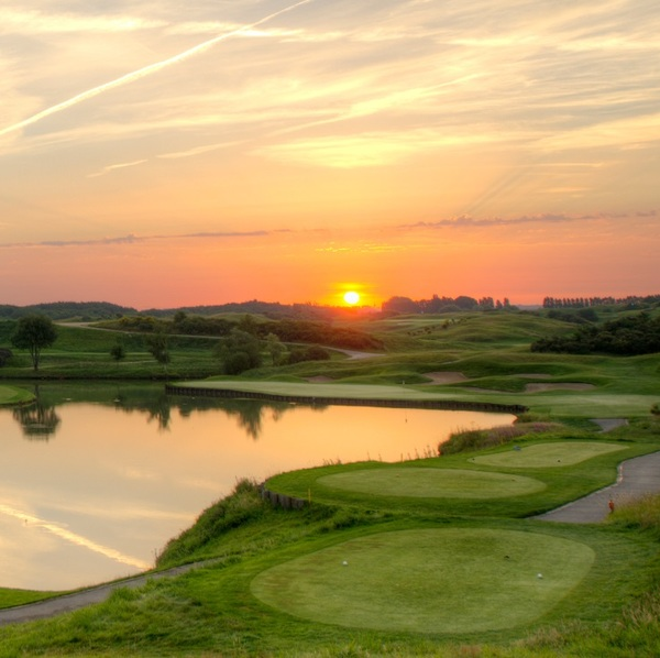 Click to view Tee Off at Le Golf National in Versailles.