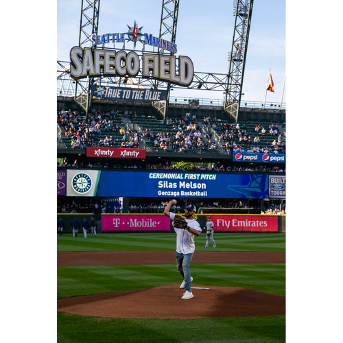 Photo of Mariners Care Charity Night: Ceremonial First Pitch Experience with Main Level Tickets