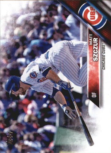 Photo of 2016 Topps Update #US12 Matt Szczur