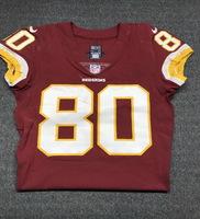 beeb8923c STS - Redskins Jamison Crowder game worn Redskins jersey (November 12