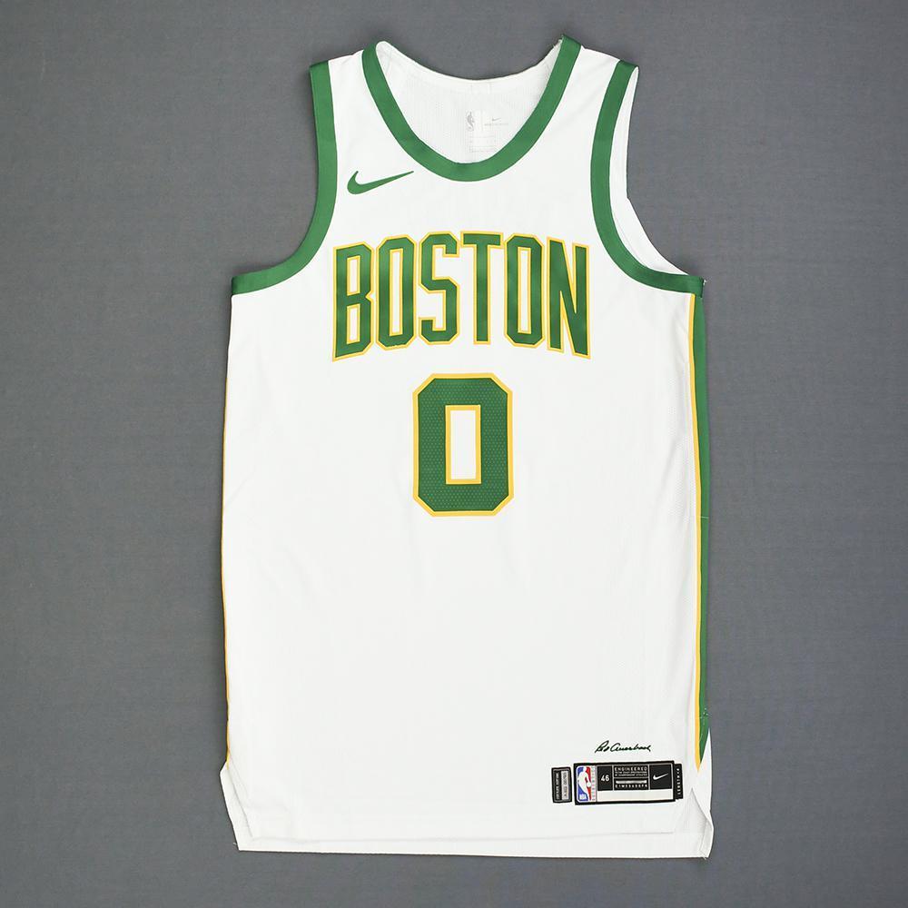 finest selection 0b4d5 3e40d Jayson Tatum - Boston Celtics - 2019 Taco Bell Skills ...