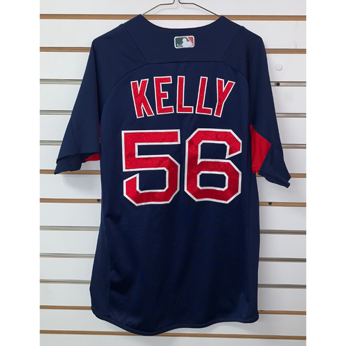 Photo of Joe Kelly Team Issued Road Batting practice Jersey