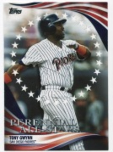 Photo of 2019 Topps Update Perennial All Stars #PAS10 Tony Gwynn