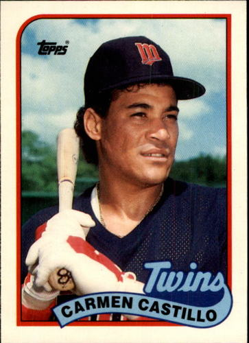 Photo of 1989 Topps Traded #18T Carmen Castillo