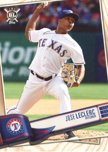 Photo of 2019 Topps Big League #335 Jose Leclerc
