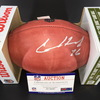 Chargers - Casey Hayward Signed Authentic Football With 100 Seasons Logo
