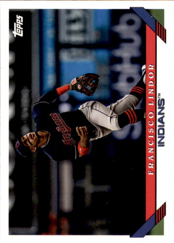 Photo of 2019 Topps Archives #300 Francisco Lindor