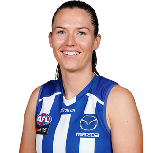 Photo of LOT V - 2021 AFLW HOME GUERNSEY - MATCH WORN BY TAHNI NESTOR #24