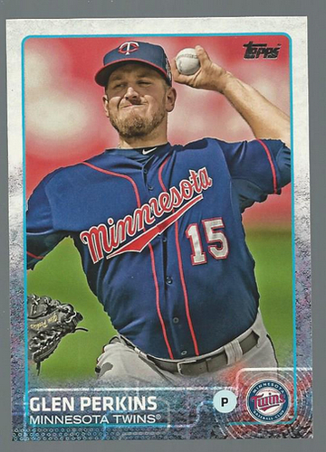 Photo of 2015 Topps #197 Glen Perkins