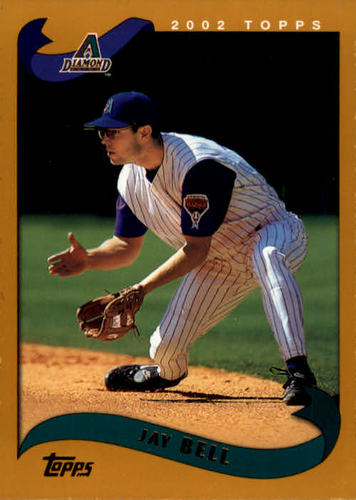 Photo of 2002 Topps #262 Jay Bell