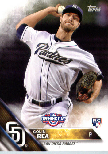 Photo of 2016 Topps Opening Day #OD36 Colin Rea RC