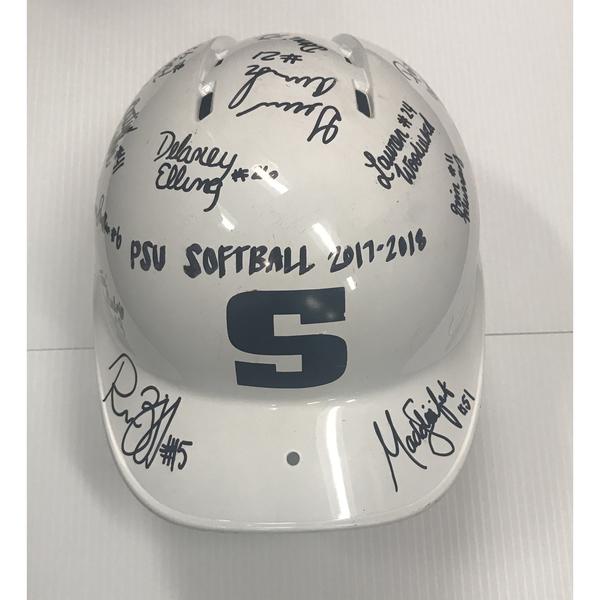 Photo of Penn State Softball Package 2- Signed Helmet