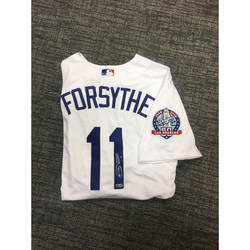 Photo of LADF Blue Diamond Gala Auction: Logan Forsythe Authentic Autographed Jersey (Size 48)