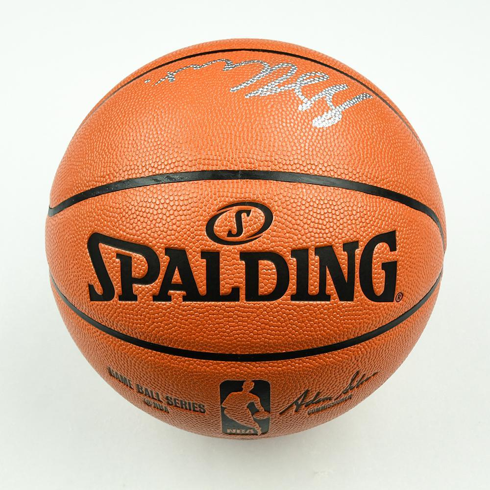 Shai Gilgeous-Alexander - Los Angeles Clippers - 2018 NBA Draft Class - Autographed Basketball