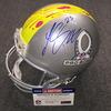 PCC - Lesean McCoy signed 2018 Pro Bowl logo proline helmet