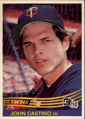 Photo of 1984 Donruss #120 John Castino