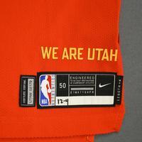 Donovan Mitchell - Utah Jazz - Game-Worn City Edition Jersey - Scored Game-High 29 Points - 2019-20 Season