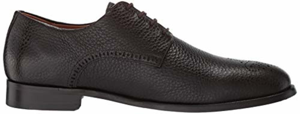 Photo of Marc Joseph New York Men's Leather Extra Lightweight Technology Oxford