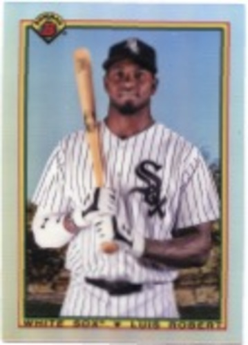 Photo of 2020 Bowman Chrome '90 Bowman #90BLR Luis Robert