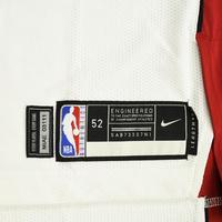 Bam Adebayo - Miami Heat - Game-Worn Association Edition Jersey - Scored 22 Points - 2019-20 NBA Season Restart with Social Justice Message