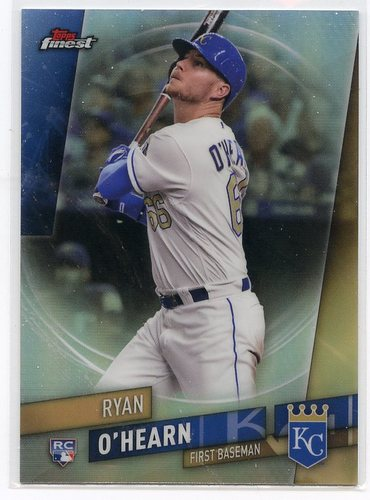 Photo of 2019 Finest Refractors #9 Ryan O'Hearn