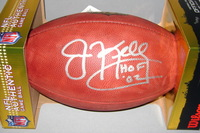 HOF - BILLS JIM KELLY SIGNED AUTHENTIC FOOTBALL