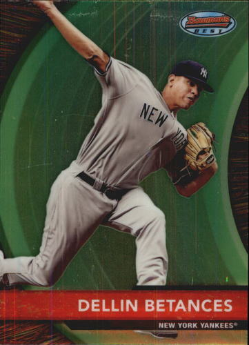 Photo of 2012 Bowman Bowman's Best #BB2 Dellin Betances