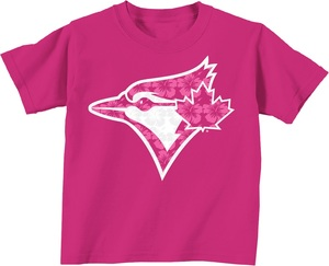 Toronto Blue Jays Infant Floral T-Shirt by Bulletin