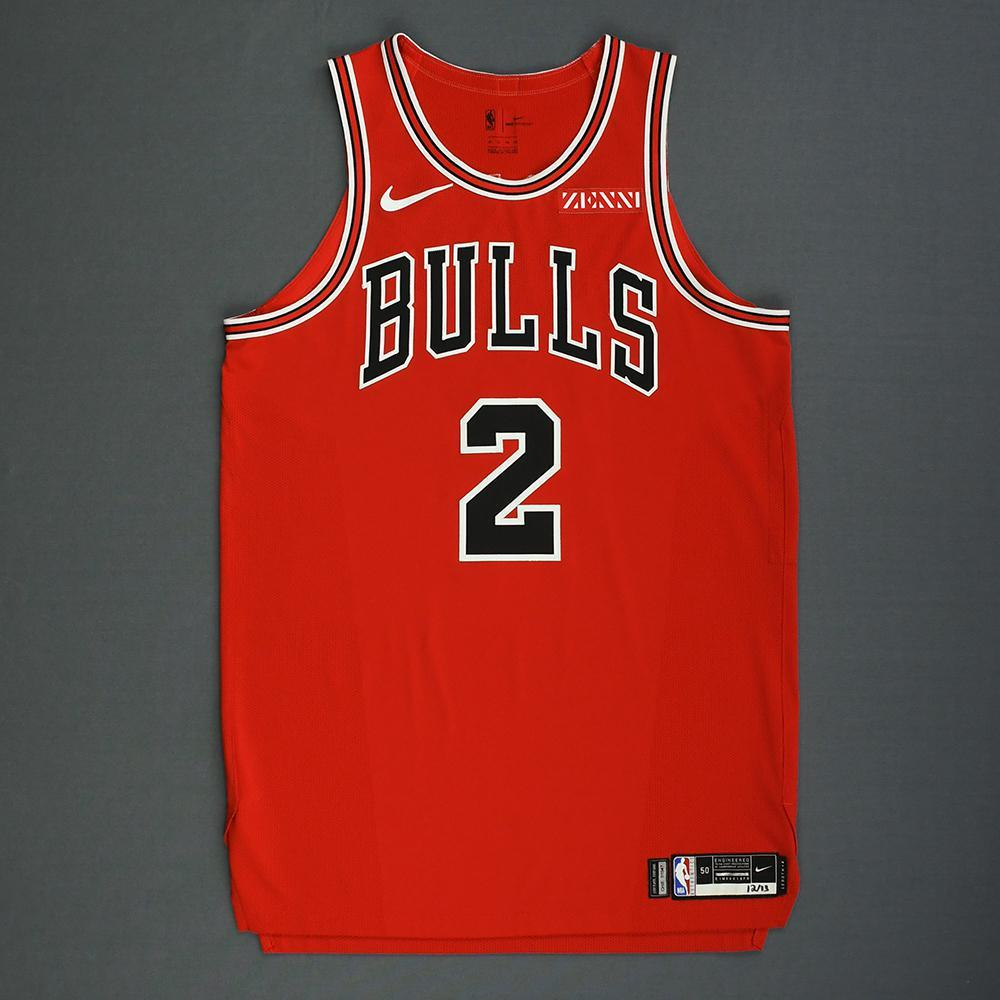 the latest 5eae8 01c86 Jabari Parker - Chicago Bulls - Mexico Games - Game-Worn ...