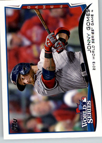 Photo of 2014 Topps #146 Jonny Gomes WS