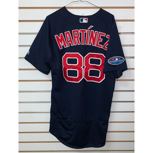 Photo of Mani Martinez Team Issued 2018 Road Alternate Jersey