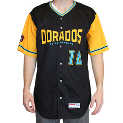 Photo of 2018 DORADOS JERSEY #18 - NESTOR ROJAS - XL
