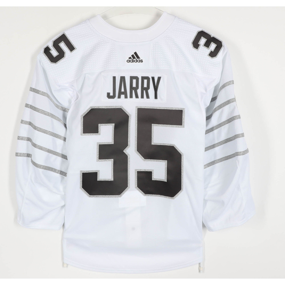 Tristan Jarry Pittsburgh Penguins Player-Issued 2020 All-Star Game Jersey