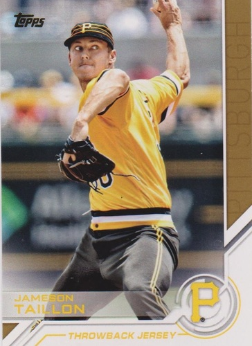 Photo of 2017 Topps Salute #S79 Jameson Taillon