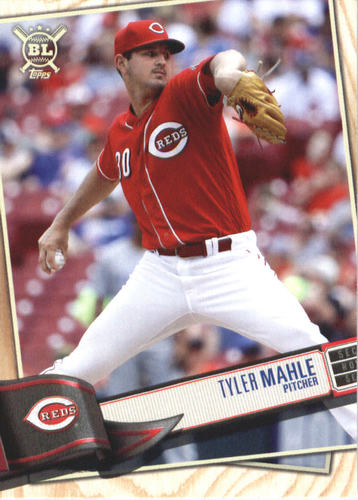 Photo of 2019 Topps Big League #339 Tyler Mahle