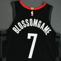 Jaron Blossomgame - Houston Rockets - Game-Worn Statement Edition Jersey - NBA Japan Games - 2019-20 NBA Season