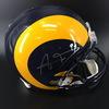 PCC - Rams Aaron Donald Signed Proline Helmet
