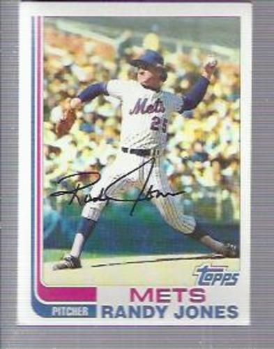 Photo of 1982 Topps #626 Randy Jones