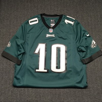 EAGLES - CHASE DANIEL APPEARANCE WORN EAGLES REPLICA JERSEY - SIZE L