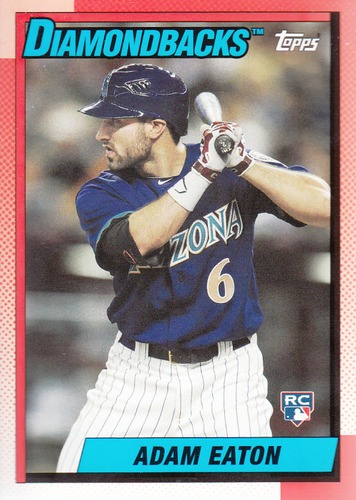 Photo of 2013 Topps Archives #192 Adam Eaton  Rookie Card