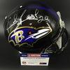 PCC - Ravens Ed Reed Signed Proline Helmet