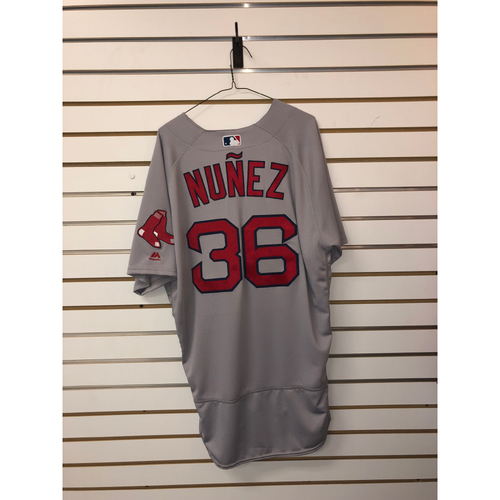 Photo of Eduardo Nunez Team-Issued 2018 Road Jersey