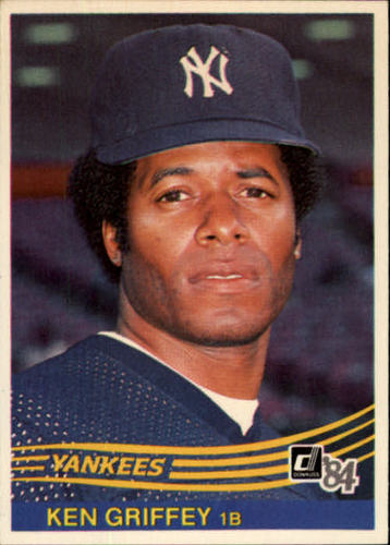 Photo of 1984 Donruss #613 Ken Griffey